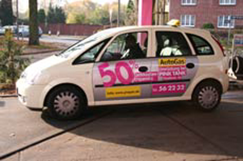 Autogas Taxi